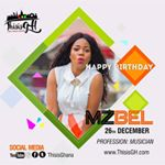 Happy Birthday Mzbel