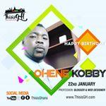 HBD Ohene Kobby